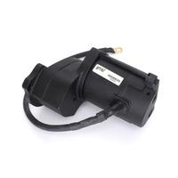 Spyke SPY-409410 14kw Starter Motor Black for Big Twin 80-84 5 Speed w/Rear Final Belt Drive