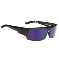 Spy Optic Admiral Sunglasses Matte Black w/Happy Bronze/Blue Spectra Lens