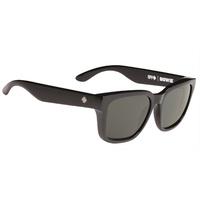 Spy Optic Bowie Sunglasses Black w/Happy Gray Green Lens