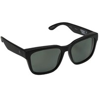 Spy Optic Bowie Sunglasses Matte Black w/Happy Gray Green Polar Lens