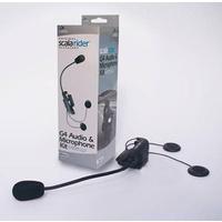 Cardo Audio & Boom Microphone Kit for G4