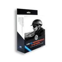 Cardo Half Helmet Audio & Microphone Kit for QZ/Q1/Q3