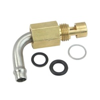 S&S Cycle SS106-2011 Fuel Inlet 360 Degree Swivel