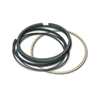 "S&S Cycle SS106-3709A Piston Rings Big Twin'99up S&S 97 & 106ci Cylinder Kits using 3.927"" bore."