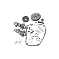 S&S Cycle SS106-4840 640GE Easy Start Gear Drive Camshaft Kit Big Twin 99-06 640GE (Exc. FXD 06)