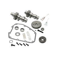S&S Cycle SS106-4868 551G Gear Drive Camshaft Kit Big Twin'07up FXD'06up Non-Easy Start