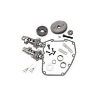 S&S Cycle SS106-5221 570GE Easy Start Gear Drive Camshaft Kit Big Twin 2007-Up