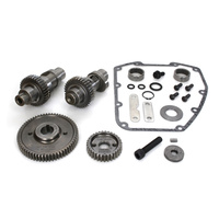 S&S Cycle SS106-5225 585GE Easy Start Gear Drive Camshaft Kit Big Twin 2007-Up