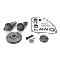 S&S Cycle SS106-5229 625GE Easy Start Gear Drive Camshaft Kit Big Twin'2007-Up