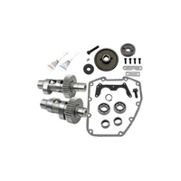 S&S Cycle SS106-5247 585GE Gear Drive Easy Start Camshaft Kit for Twin Cam 1999-2006.