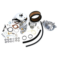 S&S Cycle SS11-0407 Super E Complete Carburettor Kits Softail Touring Dyna 1984-92