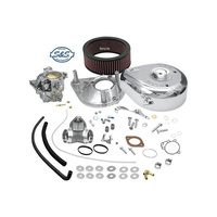 S&S Cycle SS11-0408 Super E Complete Carburettor Kits Sportster 1986-90