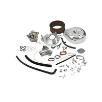 S&S Cycle SS11-0409 Super E Complete Carburettor Kits Sportster 1991-03 Models