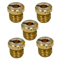 "S&S Cycle SS11-7235 Main Jet Kit .070"" for Super B/D/E & G Carburettors (5 Pack)"