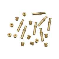 "S&S Cycle SS11-7272 Master Jet Kit for Super B/E/G .025""-.033"" Pilot & .062""-.084"" Main. (Kit)"