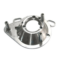 S&S Cycle SS17-0336 Air Cleaner Backplate  Big Twin'93-06 XL'91-03 w/Super E/G Carburettor