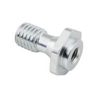 """S&S Cycle SS17-0347 Breather Screw for Air Cleaners 1/2""""-13 UNC Zinc Plated Steel EVO 92- 99 (Each)"""