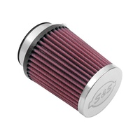 S&S Cycle SS17-1020 Induction System Replacement Filter Red (Each)