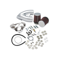 S&S Cycle SS170-0086 Tuned Induction Kit Chrome Big Twin'84-06 w/S&S E & G Carburettor (Exc 4-1/8'bore)