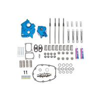 S&S Cycle SS310-1082A Cam Chest Kit w/550C Chain Drive Camshaft for Touring 17up/Softail 18up