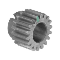 S&S Cycle SS33-4165 Pinion Gear Green XL'91-99