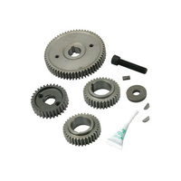 S&S Cycle SS33-4285 Cam Gear Drive Kit Big Twin '07UP also fits FXD '06UP