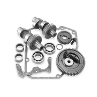 S&S Cycle SS33-5177 510G Gear Drive Camshaft Kit Big Twin 99-06 (Exc. FXD 06)