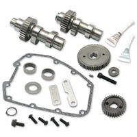 S&S Cycle SS330-0339 635GE High Output Easy Start Gear Drive Camshaft Kit Big Twin '07-11 & FXD '06-11