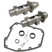 S&S Cycle SS330-0346 HP103CE Easy Start Chain Drive Camshaft Kit Big Twin '07-11 & FXD '06-11
