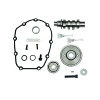 S&S Cycle SS330-0732 590G Gear Drive Camshaft Kit for Milwaukee-Eight 17-Up