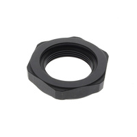 S&S Cycle SS34-2104 Crankpin Nut HH 1-20 UNEF-3B x .346' Black Steel 4140
