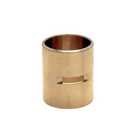 "S&S Cycle SS34-4007 Wrist Pin Bushing .767"" x .895"" x 1.077"" Bronze 1941-"" 99 Big Twin"