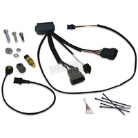 S&S Cycle SS55-1012 Intelligent Spark Technology Ignition System Installation Kits Big Twin'99-03