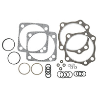"""S&S Cycle SS90-9506 Top End Gasket Kit for S&S Motors 4-1/8"""" Evo & Twin Cam Complete 4-1/8 Bore"""