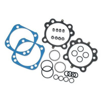 """S&S Cycle SS90-9510 Top End Gasket Kit for Big Twin 99-Up w/OEM Crankcases & S&S 124"""" 4-1/8"""" Bore Hot Set Up Kit"""