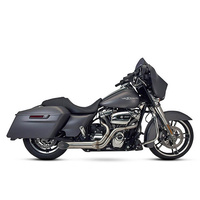 SuperTrapp ST-135-71870 BootLegger 2-1 Exhaust Stainless Steel for Touring 17-Up
