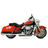 SuperTrapp ST-828-71580 SuperMeg 2-1 Exhaust Chrome for FLH'10-16