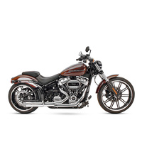 SuperTrapp ST-828-74684 FatShot 2-1 Exhaust Chrome for Softail 18-Up