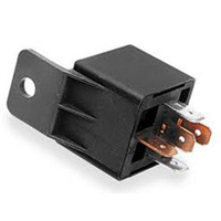 Standard Motorcycle Products MC-RLY4 Starter & Brake Light Relay w/Diode