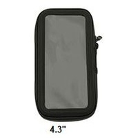 TARMAC WATERPROOF GPS/PHONE HOLDER SMALL (FITS UP TO 4.3 INCH)