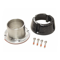 Two Brothers Racing TBR-005-21FK Comp-S Exhaust Refresh Kit (Incl. End Cap/Sleeve/Back Plate/Hardware)