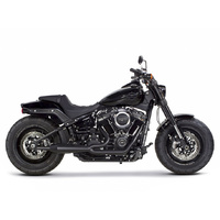 Two Brothers Racing TBR-005-4970199-BLK Megaphone Gen II 2-1 Exhaust Black for S/Tail'18up (exc FXBR/FLFB/FXDR)