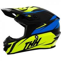 THH TX-15 Adult Helmet Loto Blue/Yellow