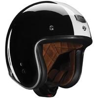 Thor 2021 Hallman Mccoy Helmet Black/White