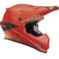 Thor 2019 Sector Helmet Hype Red/Black