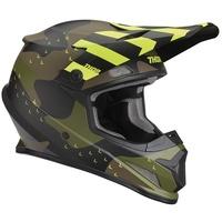 Thor 2019 Sector Helmet Mosser Green Camo