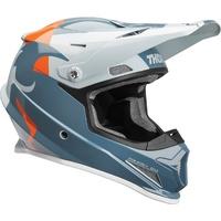 Thor 2019 Sector Helmet Shear Slate/Sky