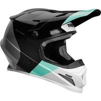 Thor 2019 Sector Helmet Bomber Black/Mint