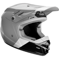 Thor 2020 Sector Youth Helmet Bomber Charcoal/White