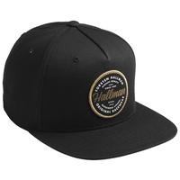 Thor 2019 Hallman Traditions Snapback Hat Black